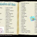 Imágenes de nombres para bebes
