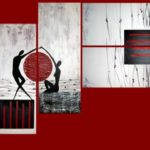 Imágenes de cuadros modernos