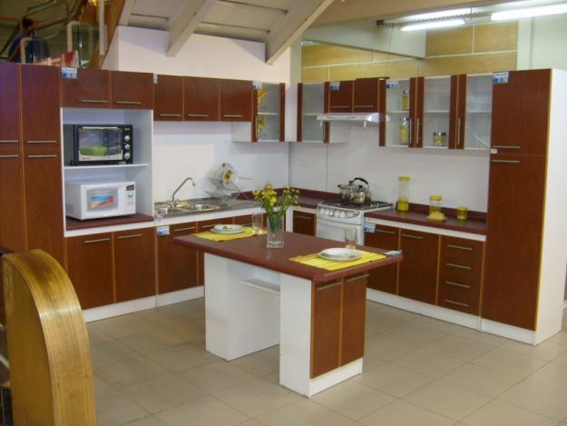Muebles de cocina im genes for Imagenes de muebles de cocina americanas