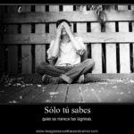 Imágenes de frases tristes