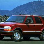 Imágenes de Chevrolet Blazer