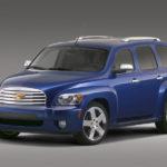 Imágenes de Chevrolet Hhr