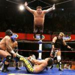 Imágenes de lucha libre
