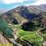 Imágenes de paisajes del Perú