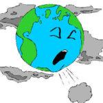 Imágenes de contaminación