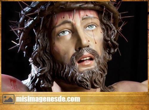 Rostro De Jesus Crucificado