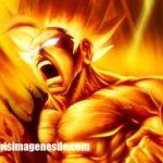 Imágenes de Goku en super sayayin
