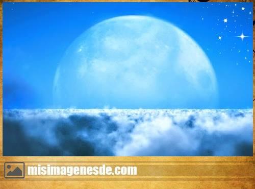 fotos de la luna llena