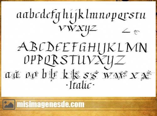 imagenes de letras