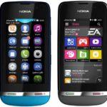 Imágenes de Nokia Asha 311