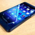 Imágenes de Blackberry Z10