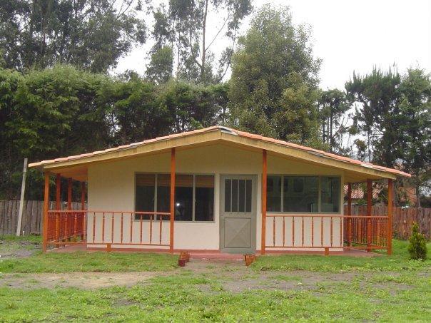Casas prefabricadas im genes for Casas de campo prefabricadas