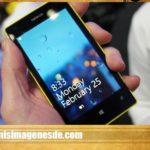 Imágenes de Nokia Lumia 520
