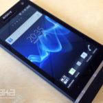 Imágenes de Sony Xperia S