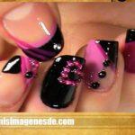 Imágenes de uñas de acrílico