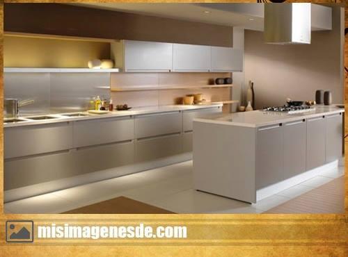 Imágenes de muebles de cocina  Imágenes