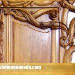Imágenes de puertas de madera