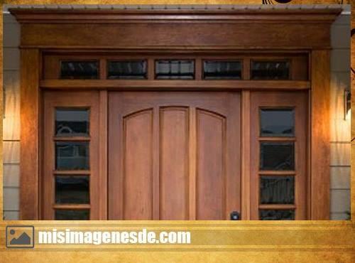 Dibujos de puertas antiguas puerta obispo era a la for Puertas grandes antiguas