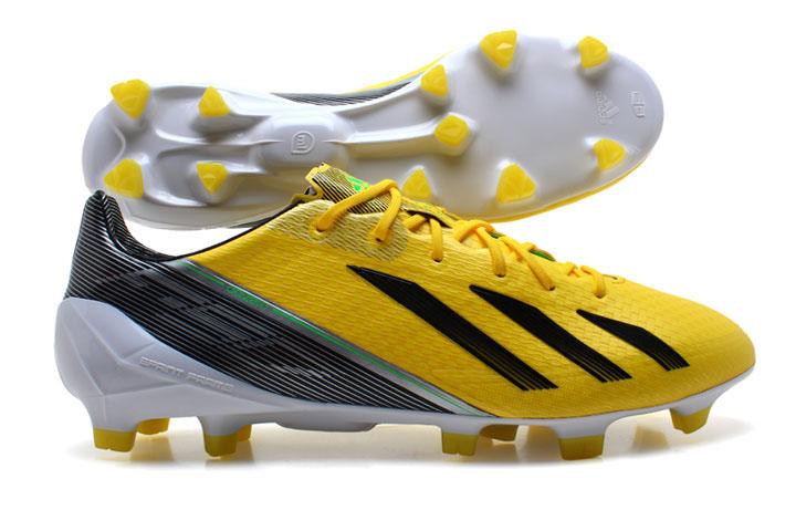 adidas f50 amarillos