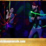 Imágenes de laser tag