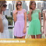 Imágenes de vestidos de moda