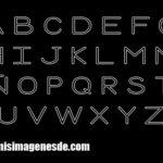 Imágenes de abecedario