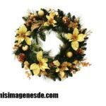Imágenes de coronas navideñas