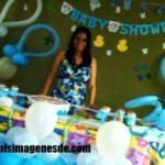Imágenes de decoración de baby shower