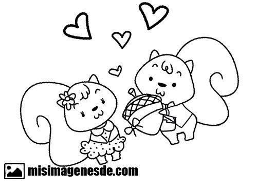 dibujos de amor