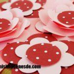 Imágenes de flores de papel