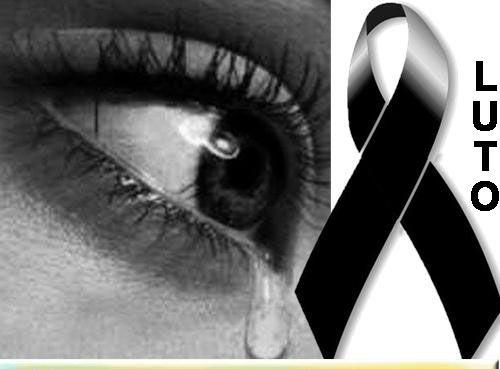 fotos de luto