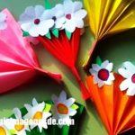 Imágenes de manualidades con papel