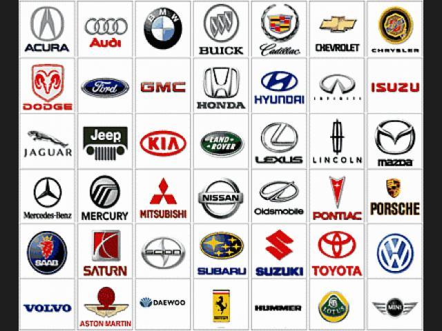 marcas de autos