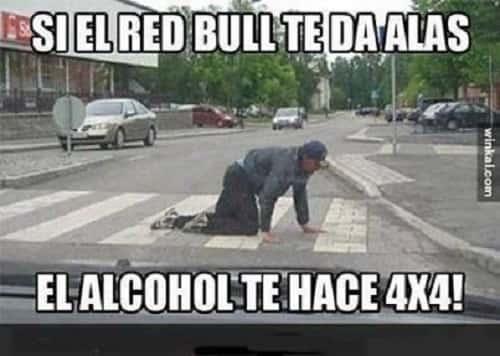 memes de borrachos