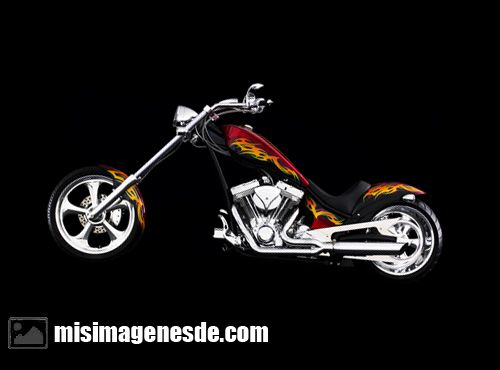 motos chopper