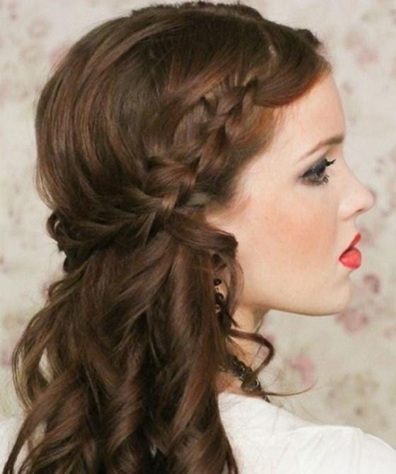 peinados elegantes