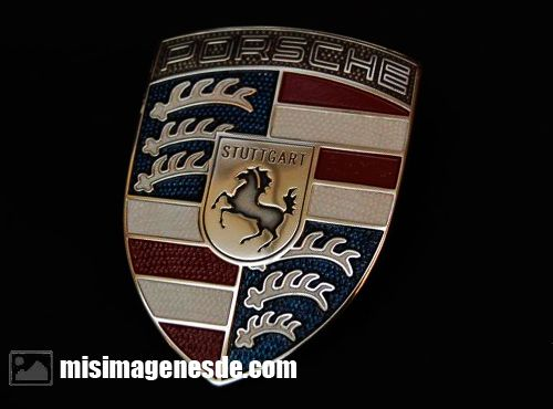 porsche logo
