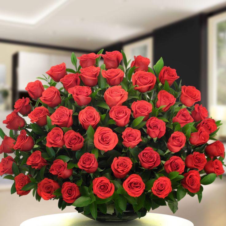 Im genes de ramos de rosas im genes - Ramos de flores grandes ...