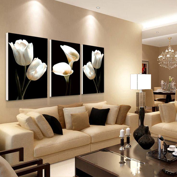 Im genes de salas modernas im genes Cuadros modernos decoracion para tu dormitorio living