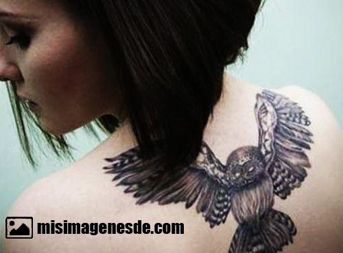 tatuajes de buhos