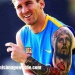 Imágenes de tatuajes de Messi