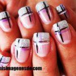 Imágenes de uñas de gel
