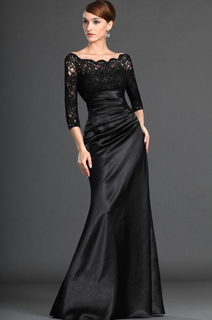 vestidos de noche