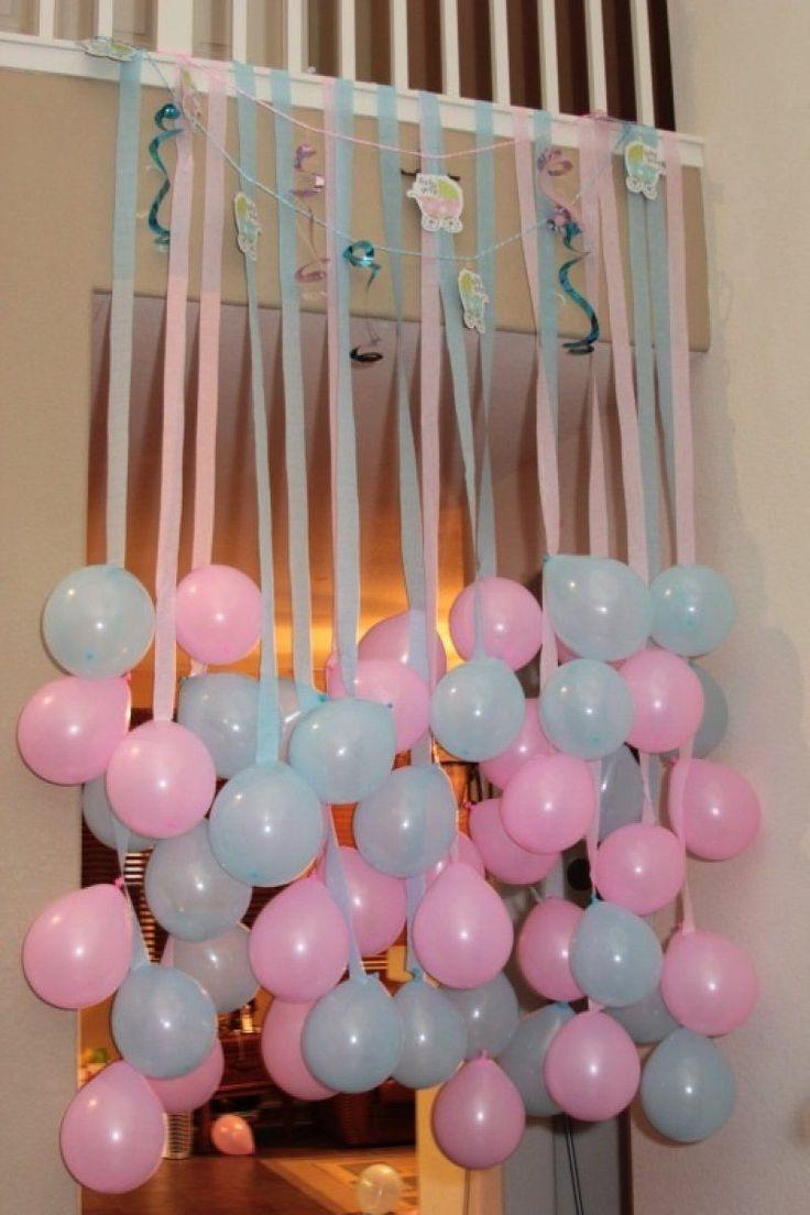 adornos para baby shower