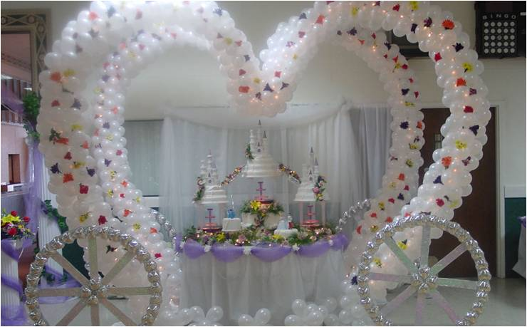 adornos para boda