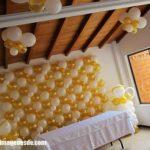 Imágenes de arreglos con globos