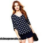 Imágenes de blusas elegantes
