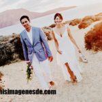 Imágenes de bodas en la playa