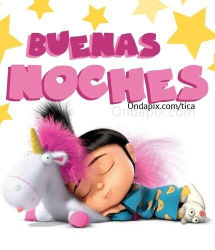 buenas noches amiga