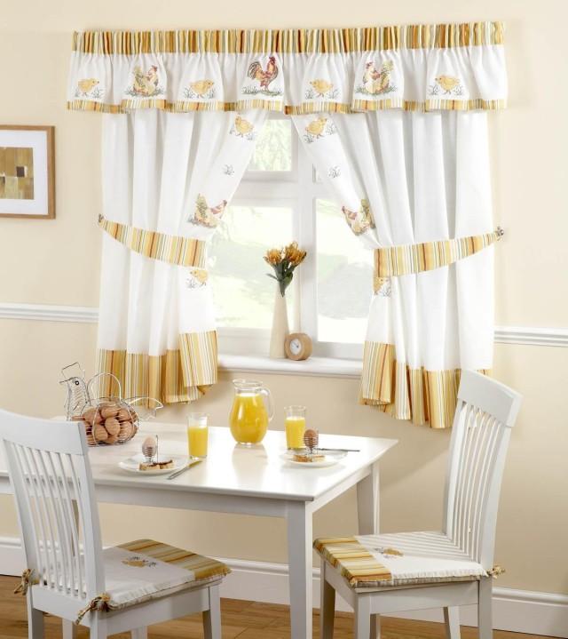 cortinas para cocina